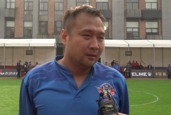 康越半决赛淘汰越南赛后采访