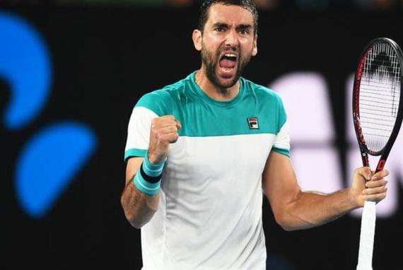 西里奇挺进澳网男单决赛