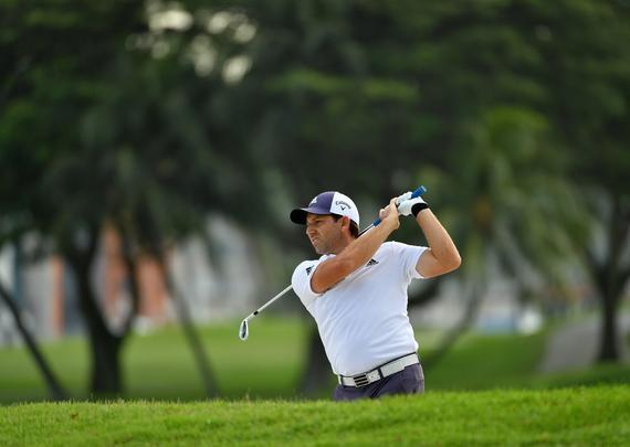 新加坡公开赛首日集锦