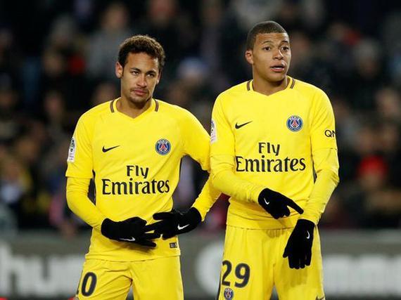 视频-姆巴佩破门难救主 巴黎1-2升班马赛季首败