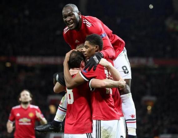 视频-欧冠战报:卢卡库复苏 曼联逆转获胜头名出线