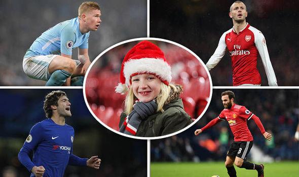 影响因素不是只有密集的圣诞新年赛程