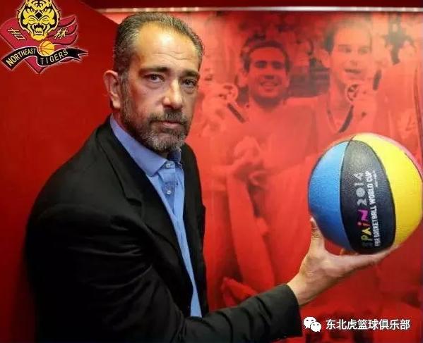 安东尼奥接任吉林队主教练