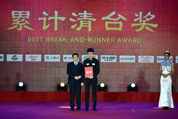 第六届中式八球国际大师赛落幕 郑宇伯大胜夺冠