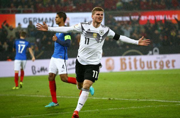 假如把德国和法国的友谊赛变成小组赛?