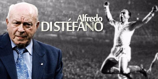 迪斯蒂法诺的生涯进球数刚好500