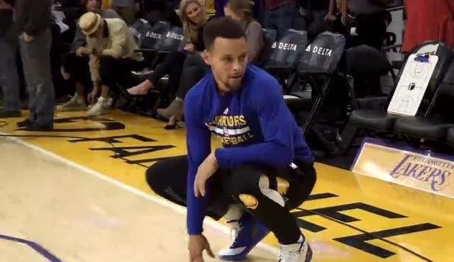 熱身之王!NBA最「全能」的球員非Curry莫屬!