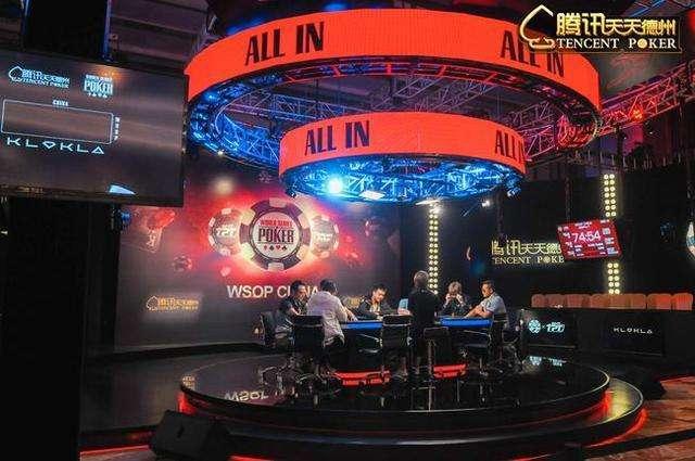 国外的德州扑克节目和直播很值得借鉴