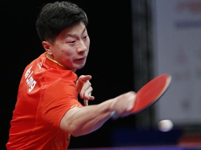今年的中国男乒遇到点挫折