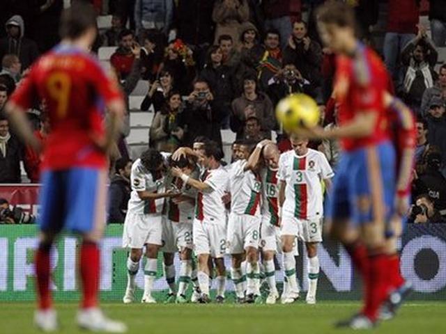 2010年葡萄牙4-0西班牙