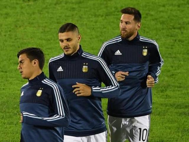 视频-2018世界杯D组展望:阿根廷遇险境? 冰岛黑马?