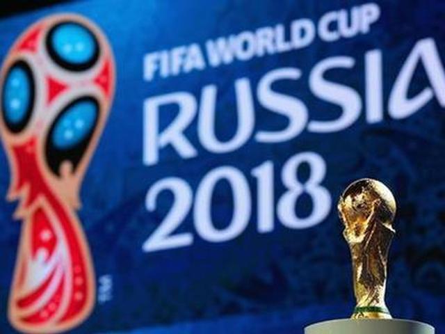 FIFA官方回顾世界杯抽签