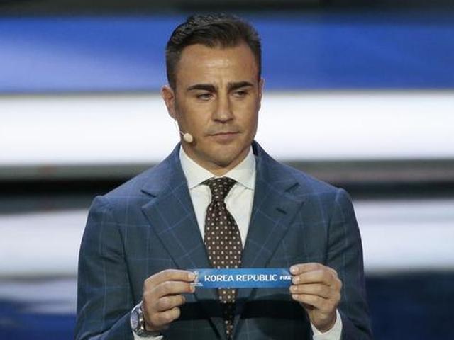 视频-俄罗斯世界杯抽签:C罗战西班牙 英格兰碰比利时