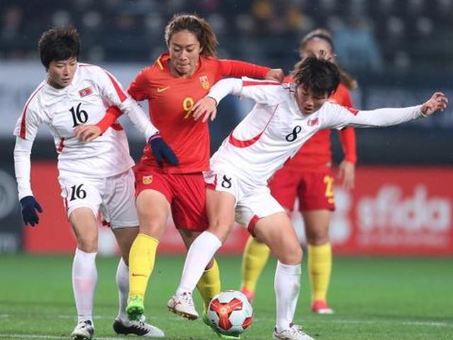 东亚杯:中国女足不敌朝鲜
