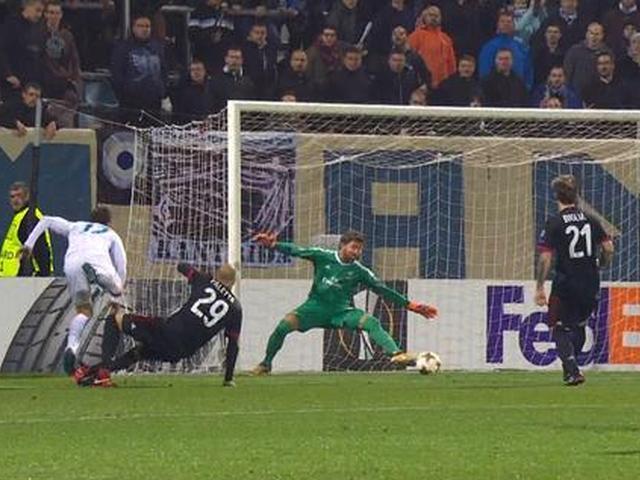 进球视频-科基奇左路横敲 加夫拉诺维奇包抄破门