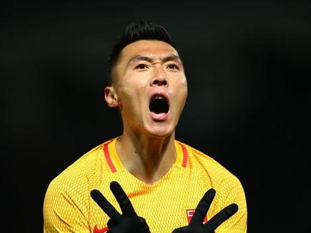 东亚杯:国足2-2战平韩国