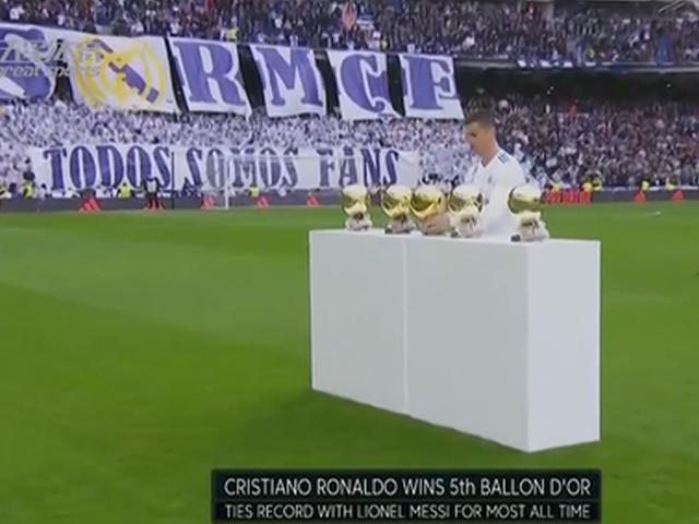 视频-纳乔3分钟破门C罗梅开二度 皇马五球横扫塞维利亚