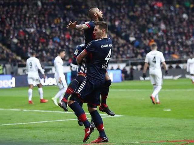 视频-比达尔连续4轮德甲破门 拜仁一球小胜法兰克福