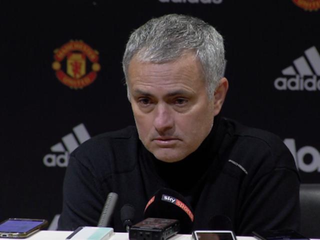视频-穆里尼奥:裁判漏判关键点球 意外丢掉两个丑陋进球