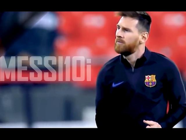 视频-梅西新赛季个人高光集 华丽盘带过人+破门时刻