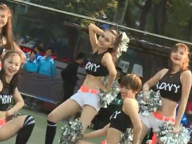 炫舞团热情洋溢