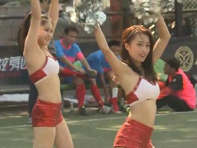 炫舞团助阵足金性感舞动