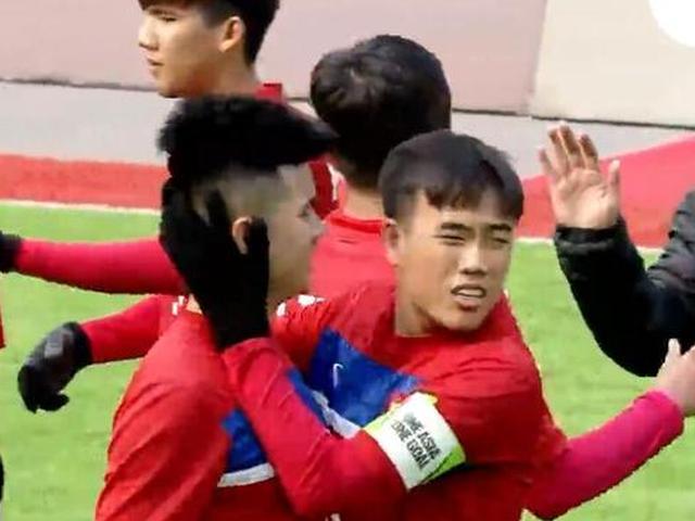 杭州VS越南U23下半场