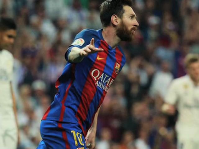 视频-西班牙国家德比射手榜 梅西前无古人进24球