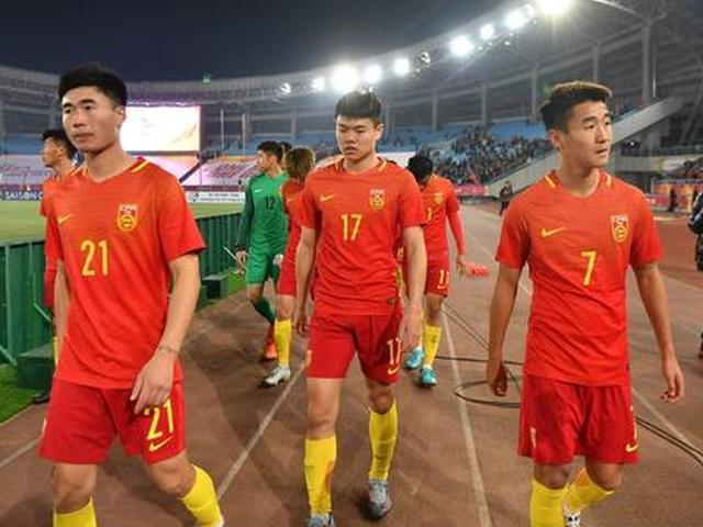 U23国足将战亚运会