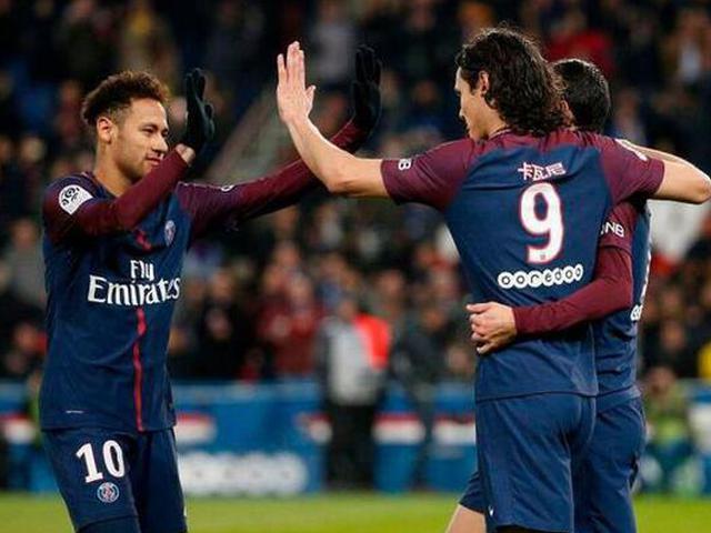 视频-法甲第26轮:巴黎圣日耳曼5比2大胜斯特拉斯堡