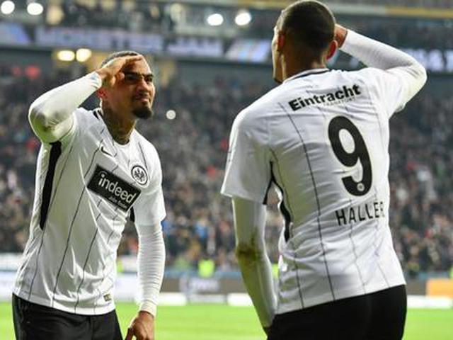 视频集锦-博阿滕制胜球建功 法兰克福2-1逆转莱比锡