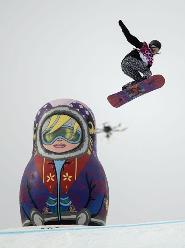 单板滑雪预测:中国U型有望夺牌 世锦赛冠军压阵