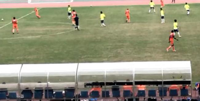 热身-西塞2球塔神刘军帅破门 鲁能4-0胜新疆