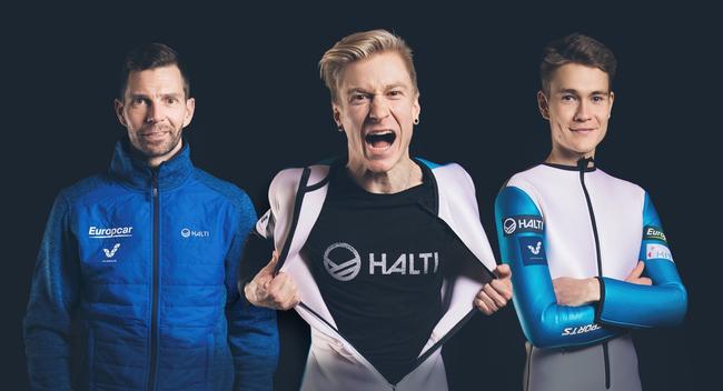 芬兰跳台滑雪国家队