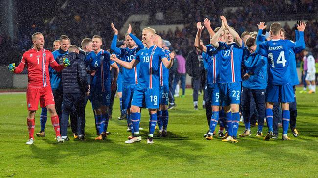 FIFA世界排名:前十名无变化 冰岛创历史新高