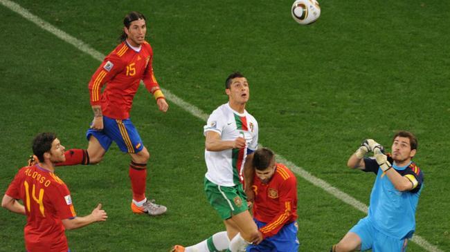 世界杯将上演皇马内战!8队厮杀 C罗硬刚西班牙