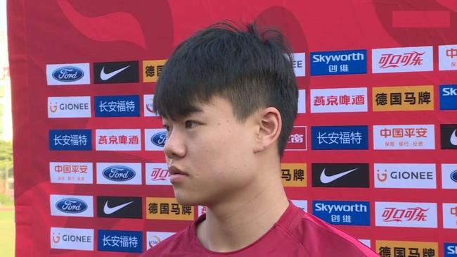杨立瑜:我当打之年国足会进世界杯 张玉宁比我强