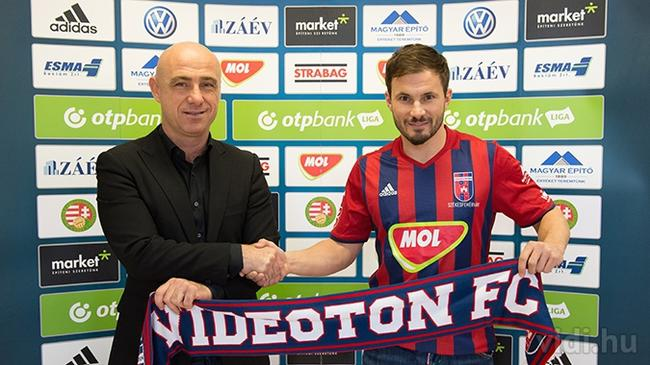 胡斯蒂重返匈牙利联赛