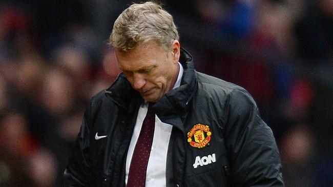 莫耶斯就没能做好在曼联的执教