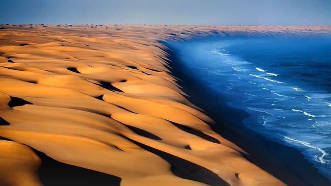 风景醉人的纳米比沙漠