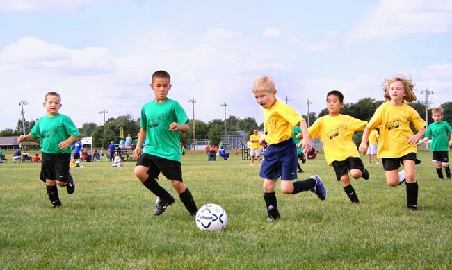 培养孩子们对足球的理解