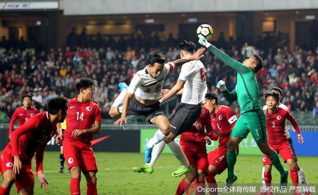 省港杯-张志勇卓耀国破门 香港2-0广东占先机
