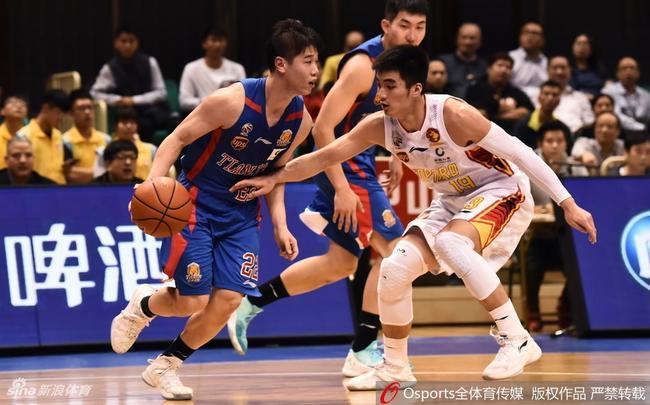 17-18赛季CBA联赛 天津 104-93 四川_直播间_手机新浪网