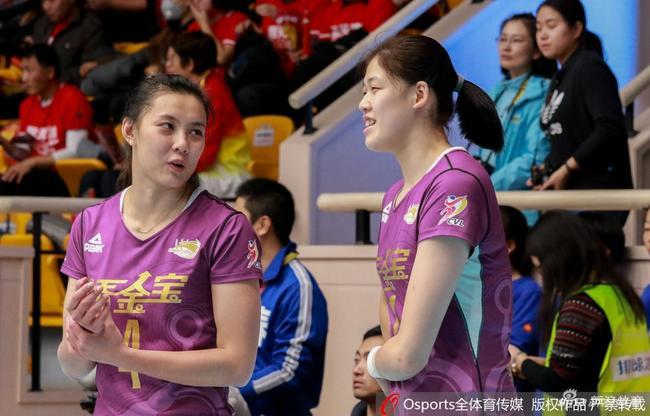 王佳敏和李盈莹