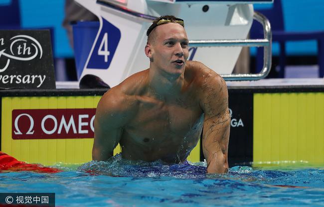 万博1.0世界泳坛后菲鱼时