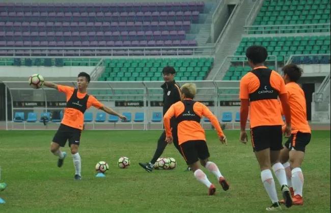 鲁能迪拜集训定一线队阵容还将进行6场热身赛