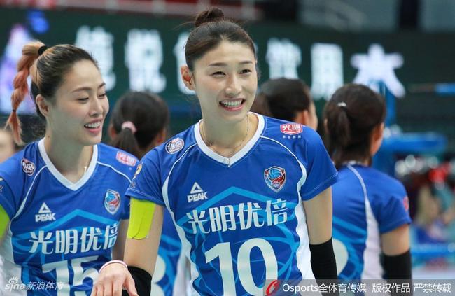 排超第12轮最佳阵容:金软景袁心玥曾春蕾上榜