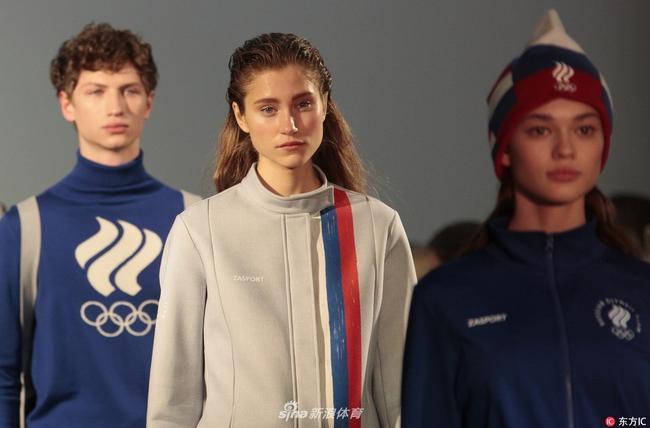 俄罗斯冬奥会服装