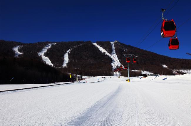 亚布力阳光国际滑雪场