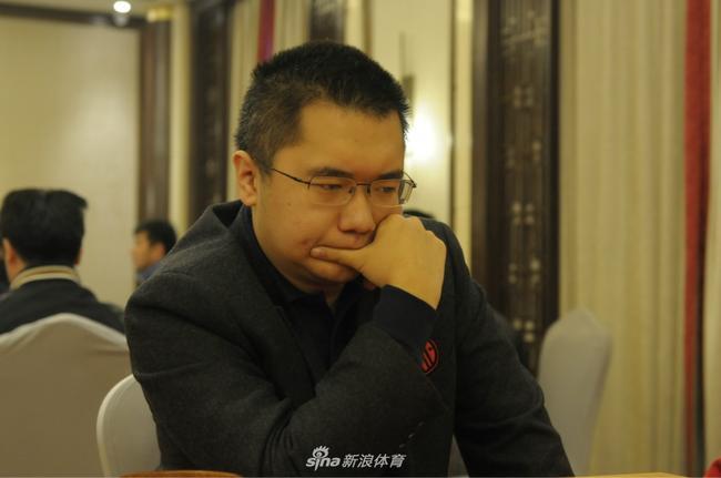 中信北京首次问鼎围甲 陈耀烨:今年大家下的都不错